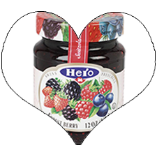 hero forest berry preserves